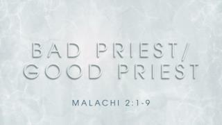 warning to presumptuous priests