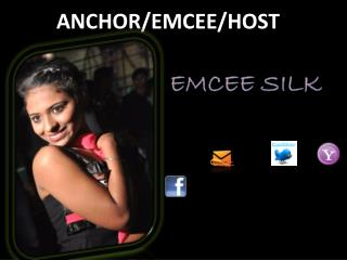 ANCHOR/EMCEE/HOST