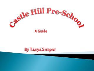 Castle Hill Pre-School