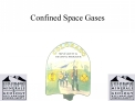 Confined Space Gases