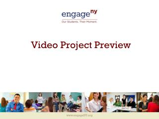 Video Project Preview