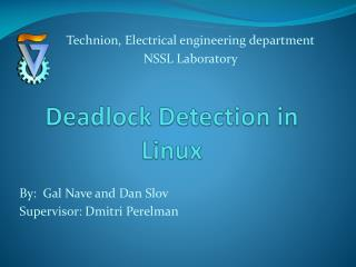 Deadlock Detection in Linux