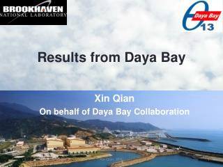Results from  Daya  Bay