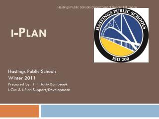 i -Plan