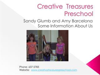 Creative  Treasures Preschool