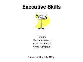 Executive Skills