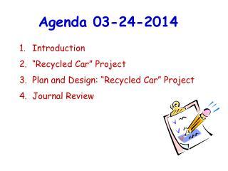 Agenda 03-24-2014