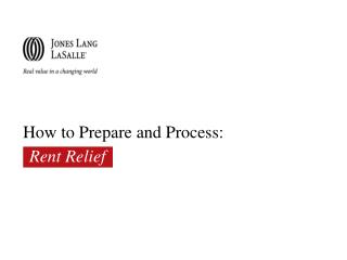 How to Prepare and Process: