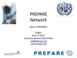 PREPARE  Network