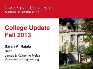 College Update Fall 2013