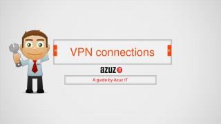 VPN connections