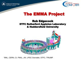 The EMMA Project