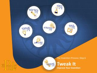 The Invention Process: Step 6 Tweak It Improve Your Invention