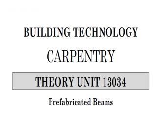 McIntosh Timber Laminates technical brochure.