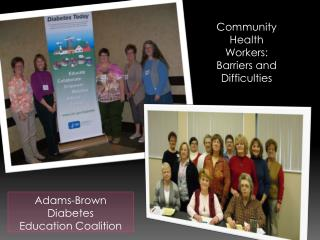 Adams-Brown  Diabetes Education Coalition