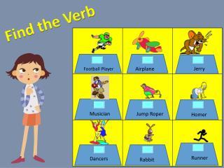 Find the Verb