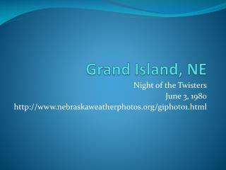 Grand Island, NE
