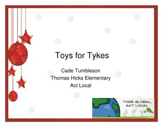 Toys for Tykes