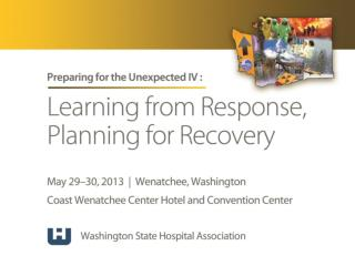 Hazard Mitigation Planning for Health Care Systems
