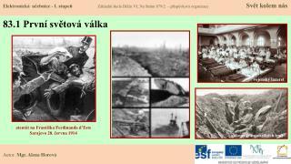 83.1 První světová válka