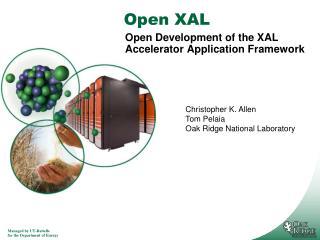 Open XAL