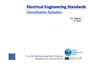 Electrical Engineering Standards  Conclusion Session