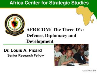 Africa Center for Strategic Studies