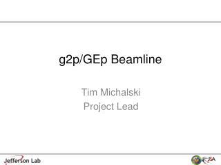 g2p/GEp Beamline