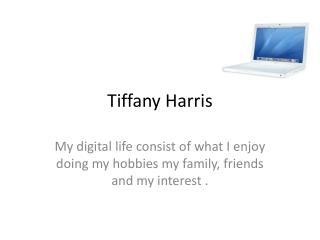 Tiffany Harris