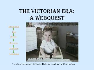 The Victorian Era:  A  WebQuest
