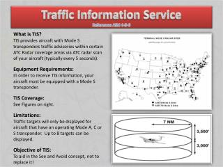 Traffic Information Service Reference: AIM 4-5-6