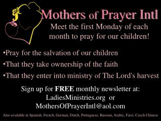 Sign up for  FREE  monthly  newsletter  at: