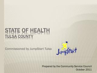 State Of Health  tulsa County
