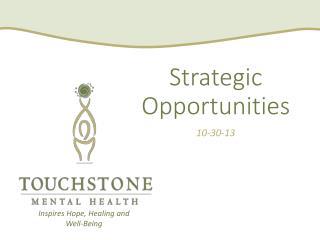 Strategic Opportunities