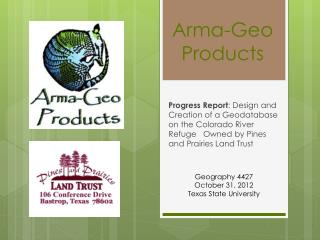 Arma -Geo Products