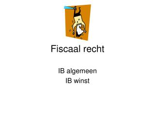 Fiscaal recht