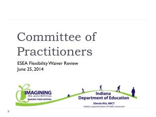 Committee of Practitioners