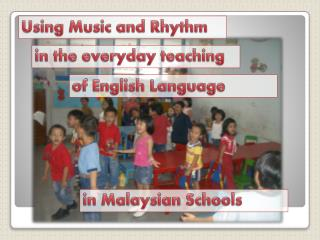 in the everyday teaching