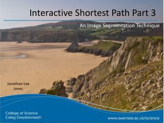 Interactive Shortest Path Part 3