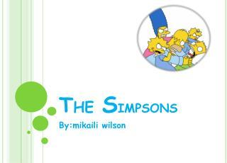 T he  S impsons