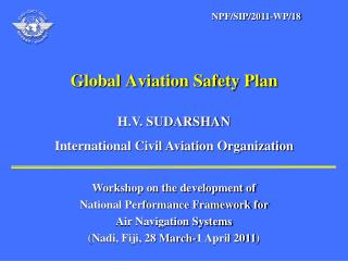 Global Aviation Safety Plan