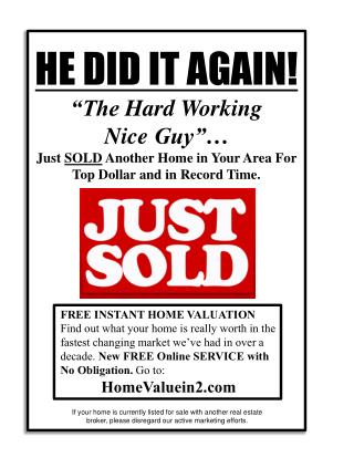"HE DID IT AGAIN! ""The Hard Working Nice Guy""…"