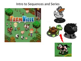 Intro to Sequences and Series