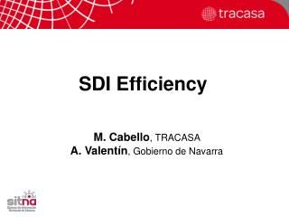 SDI Efficiency