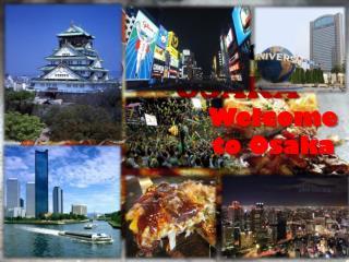 Kyoto to  OSAKA