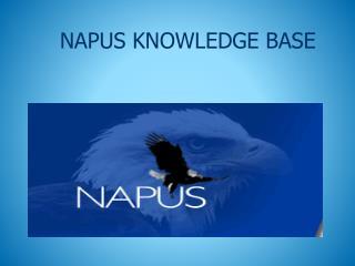 NAPUS KNOWLEDGE BASE