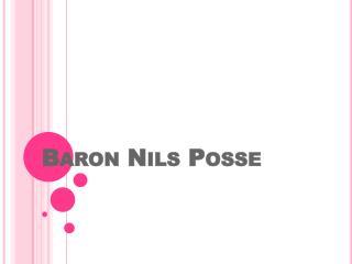 Baron Nils Posse