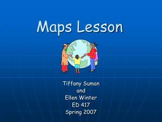 Maps Lesson