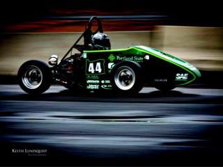 2012 Formula SAE - Outboard Suspension -