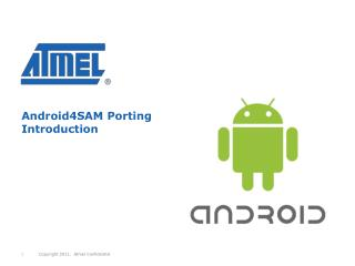 Android4SAM Porting Introduction